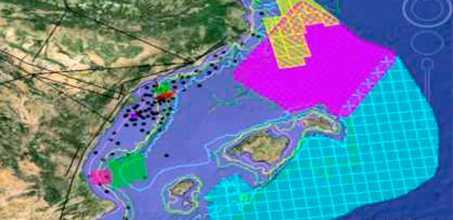 Mar Blava pide a Spectrum que desista de los sondeos en el mar balear