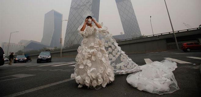 La polución causa más de 4.000 muertes al día en China