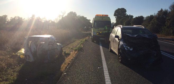 La carretera de Campos a Llucmajor se cobra una nueva víctima mortal