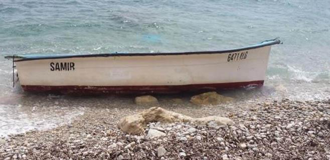 Se sigue buscando a los ocupantes de la patera de Eivissa