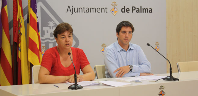 Los 48 colegios públicos de Palma tendrán un auxiliar de mantenimiento