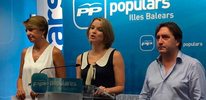 El PP denuncia que el aumento de altos cargos del Pacte cuesta 8 millones