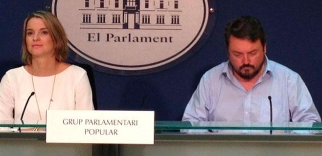 El PP dice que el Govern no cumplirá el objetivo de déficit