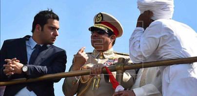 Inaugurado el nuevo canal de Suez
