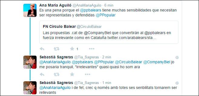 Sebastià Sagreras considera que ahora el PP