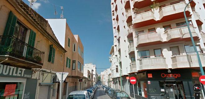 Herido grave un joven tras precipitarse desde un octavo piso en Palma