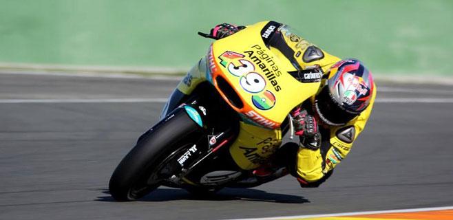 Luis Salom ficha por el equipo SAG Racing de Moto2