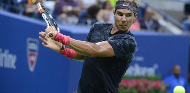 Nadal sufre para pasar a segunda ronda del US Open