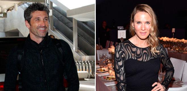 Bridget Jones ficha a Patrick Dempsey