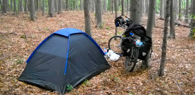 Medi Ambient registra 68 denuncias en dos meses por acampar sin permiso