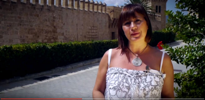 Armengol felicita la Diada de Catalunya en un vídeo del PSOE