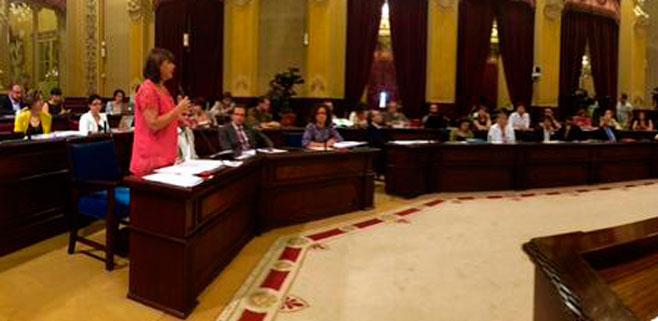Armengol anuncia para 2016 un plan especial de lucha contra el fraude fiscal