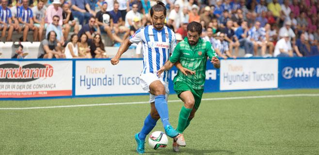 El Atlètic Balears sucumbe en casa ante el líder (1-2)