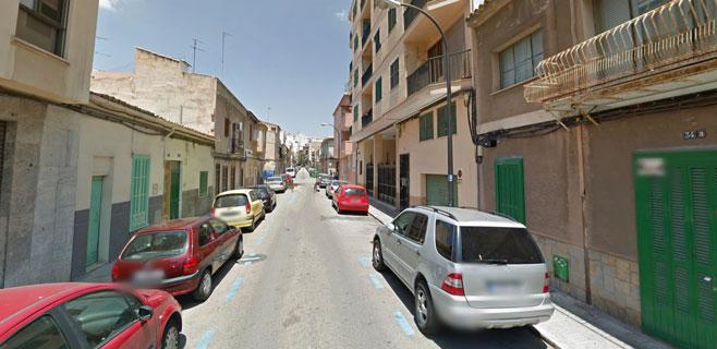 Dos detenidos en una redada en las inmediaciones de la Plaza Pere Garau