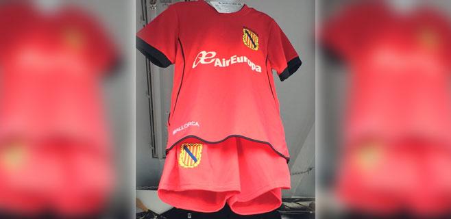 La peor falsificación de la equipación del Mallorca