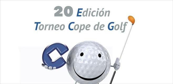 Cope celebra el 20 aniversario del Torneo de golf