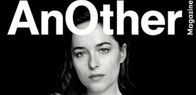 Dakota Johnson se desnuda para AnOther