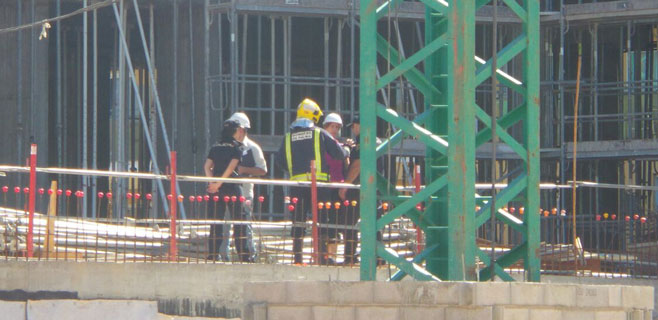 El edificio de s'Arenal derrumbado tenía en orden las licencias de obras
