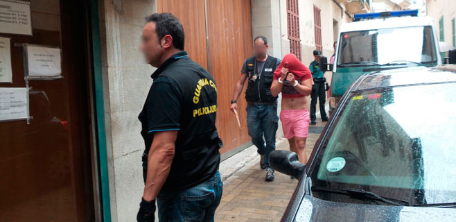La jueza envía a la cárcel a 6 de los detenidos por narcotráfico en el Llevant