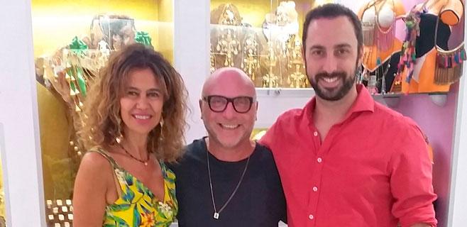 Dolce & Gabbana, seducidos una vez más por las joyas ibicencas
