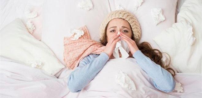 Dormir poco aumenta el riesgo de resfriados