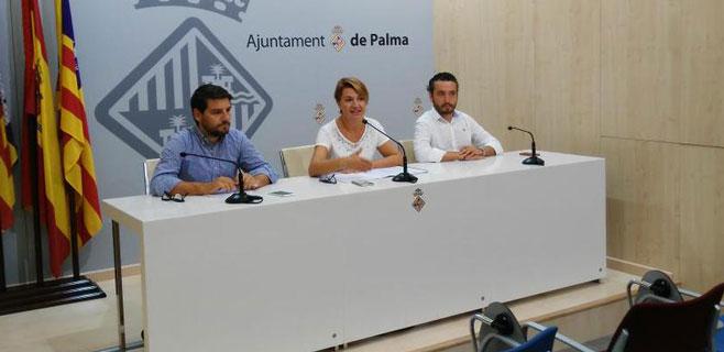 El PP pide voluntad política para cumplir la ordenanza cívica en Platja de Palma
