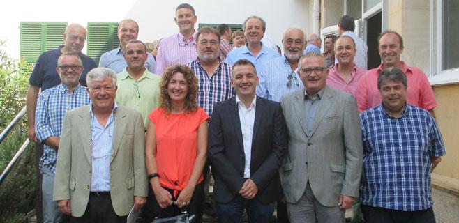 La Federació d'Entitats Locals elige a Joan Carles Verd (PI) como presidente