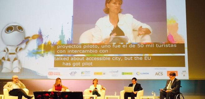 Estaràs destaca el trabajo de la UE en la accesibilidad a los destinos turísticos
