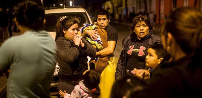 Un millón de evacuados tras un terremoto en Chile
