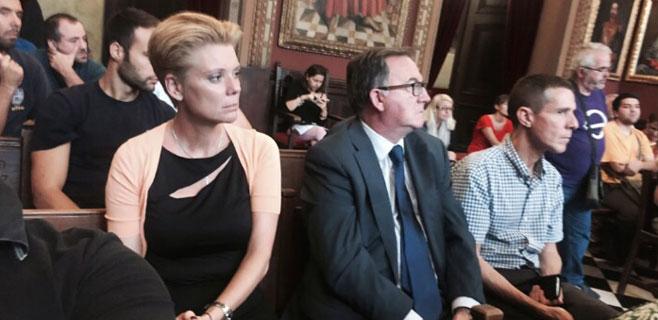 Francesc Fiol pisa el acelerador para hacerse con el control del PP de Palma