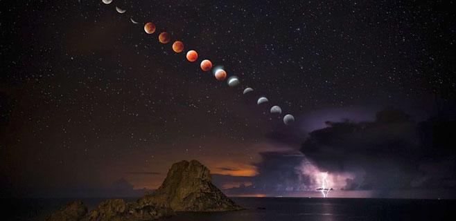 La NASA escoge la foto de un ibicenco como 'imagen del día'