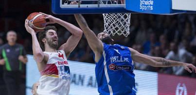 España se planta en semifinales tras derrotar a Grecia