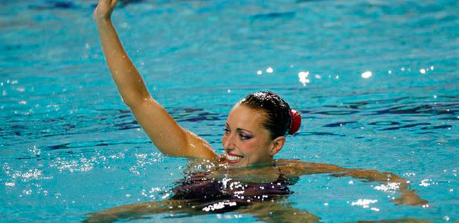 Gemma Mengual vuelve a unos Juegos Olímpicos