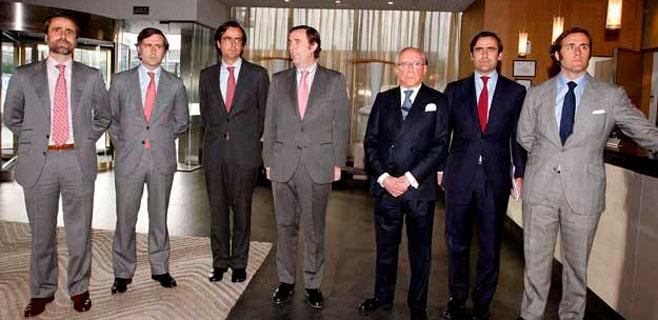 El juez embarga la herencia de Ruiz Mateos