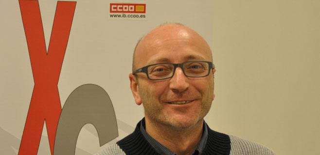 José Luis García por Vicenç en CCOO