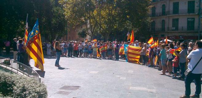 400 personas se concentran en Palma