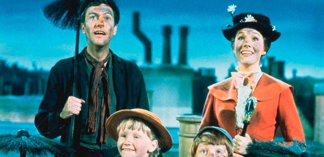 Disney prepara la secuela de Mary Poppins