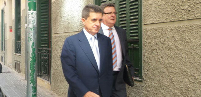 Jaume Matas se niega a declarar