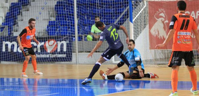 Segunda victoria seguida del Palma Futsal