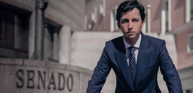 El pequeño Nicolás se presentará al Senado para suprimirlo