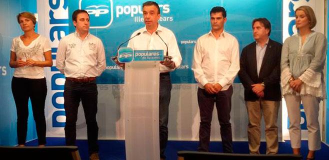 El PP suspende de militancia a Castillo tras su confesión por Son Espases