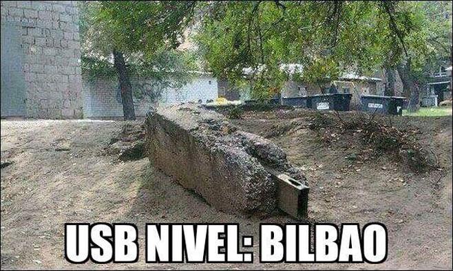 Del mismo Bilbao