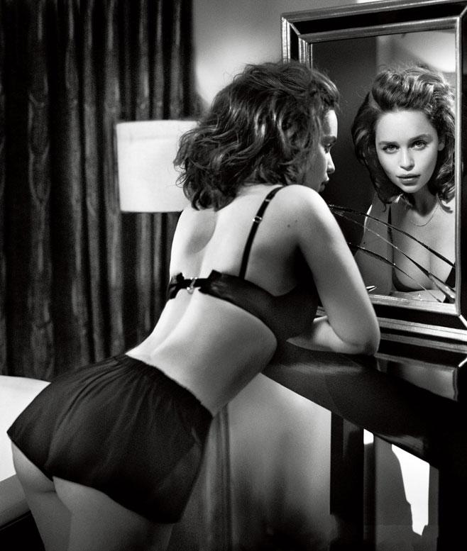 Emilia Clarke es la mujer viva más sexy