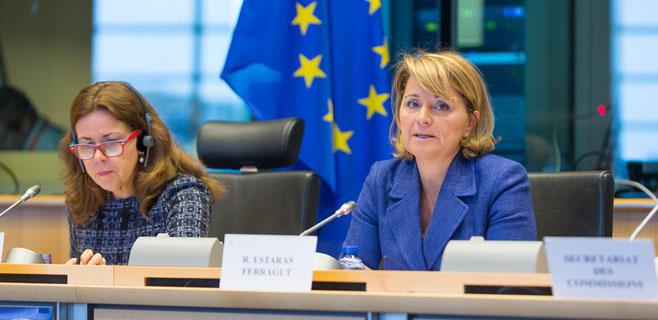 Estaràs reivindica más compromiso de Europa con las personas discapacitadas
