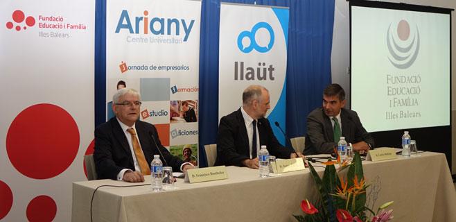 El Centro Universitario Ariany celebra con éxito la XII Jornada de Empresarios