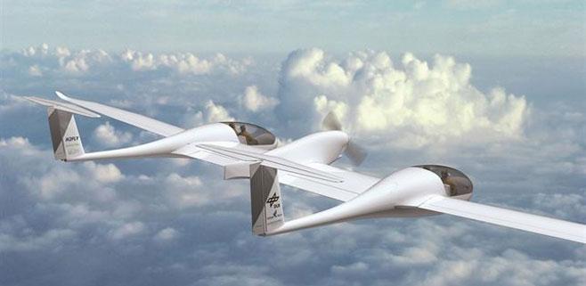 DLR presenta un avión ecológico propulsado por hidrógeno