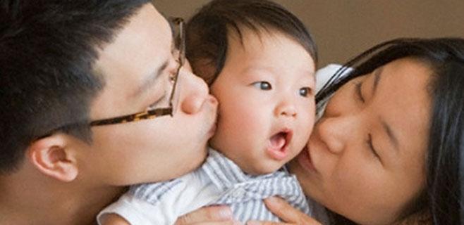 Los padres chinos podrán tener un segundo hijo