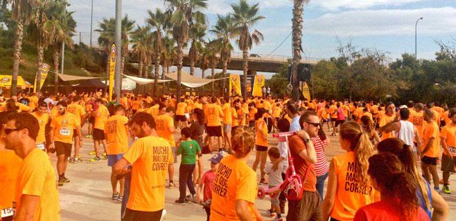 1.200 Beer Runners llenan Palma