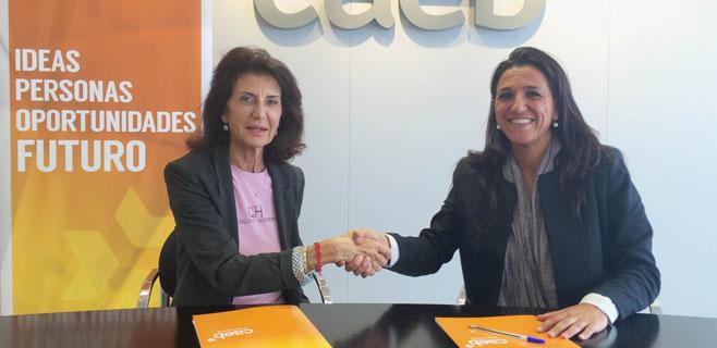 CAEB y Adecco se alían para facilitar el acceso al mercado laboral de Balears