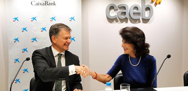 CAEB y CaixaBank crean los premios 'CarácterEmpresa'